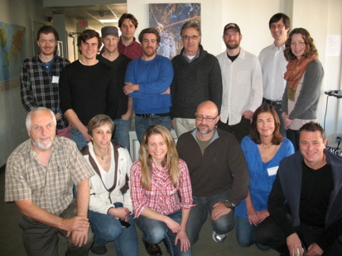 The NCEAS Kelp Forests and Climate Change working group
